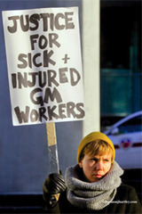 Justice for Sick & Injured General Motors Workers - Peoples Tribune 2018.1
