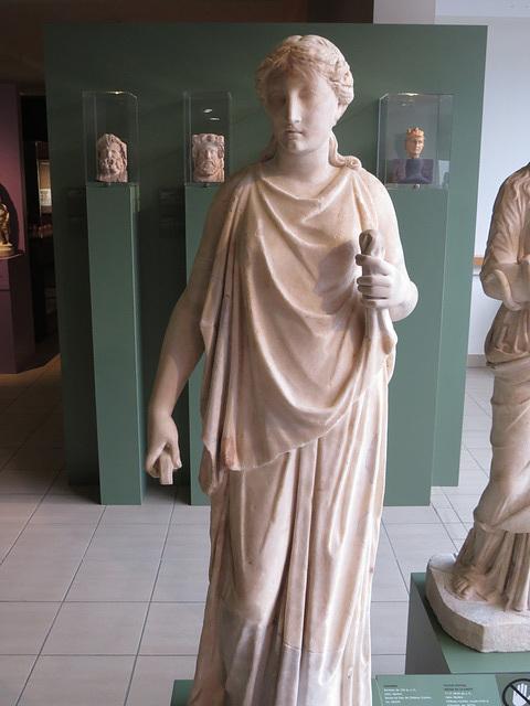 Musée de Jublains : Eucharis.