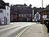 Street view to the William Cobbett Public House