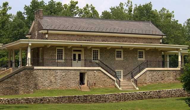 Train Station at Valley Forge