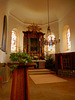 Altarraum in St. Laurentius in Kirchahorn