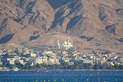 Jordan, Mosque in Aqaba