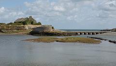 A Cemlyn Bay view