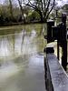Lock gear at Millmead Lock - Wey Navigation Guildford