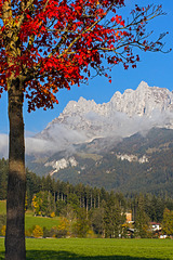 Autumn in North Tyrol
