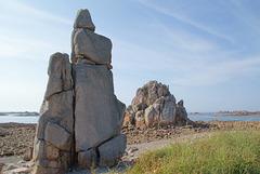 Küste bei Plougrescant 6