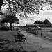 Dumbarton Quay and River Leven