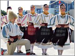 La Serbie au Folklore du monde à Saint Malo (35)