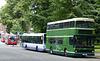 Southampton Bus Scene - 12 July 2016
