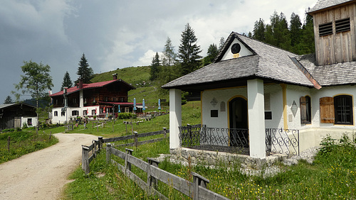 HFF: Die Kaindlhütte am Wilden Kaiser