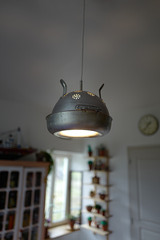 Not an UFO, just not your lamp :-)