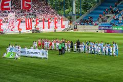 Sachsenpokal 2018/19 - CFC vs. FSV Zwickau