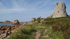 Küste bei Plougrescant 5
