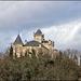 Siccieu-Saint-Julien-et-Carisieu (38) Château de Saint Julien. 2 mars 2015.