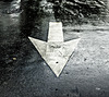 Ground Markings 05/50 - Dramatic Arrow Down