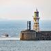 Admiralty Pier Lighthouse