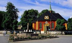 Fredriksvern/Stavern Kirke