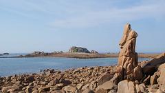 Küste bei Plougrescant 4