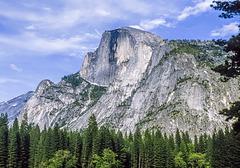 Yosemite - Half Dome - 1986