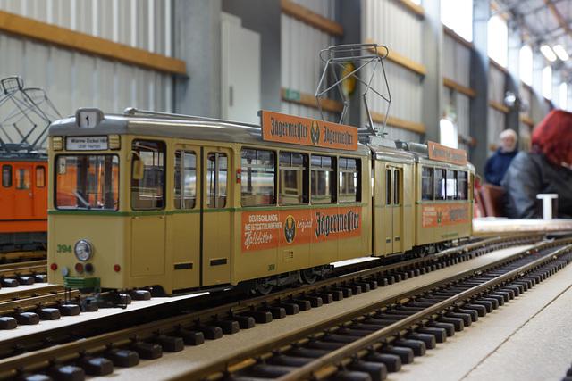 Straßenbahn Wuppertal Spur II 110