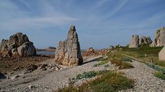 Küste bei Plougrescant 1