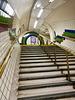 London 2018 – Underground stairs