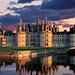 France Loire Chambord Castle of King François 1er