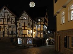 Mond über der Mausefalle