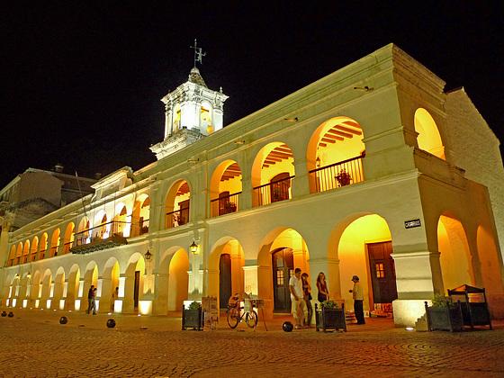 Argentina - Salta, Cabildo