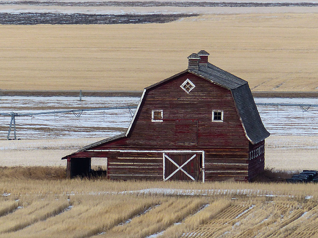 One of my favourite barns