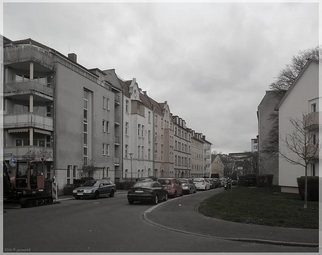 Kassel - Leibnizstraße