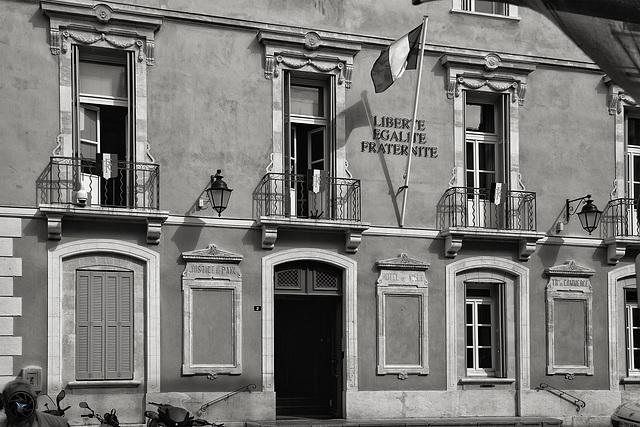 Saint Tropez - Hôtel de Ville