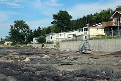 Sur le bord du fleuve St-Laurent...Rimouski