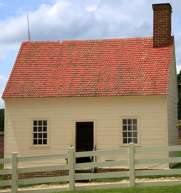 Smokehouse at Mount Vernon