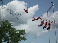 17 avril, journée mondiale du cirque
