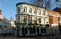 Kingston Arms, Trinity House Lane, Kingston upon Hull