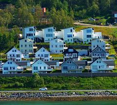 Case norvegesi a Tromso