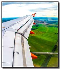 Anflug Basel