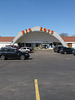 The Big Lots store in Kalamazoo is an architectural curiosity.