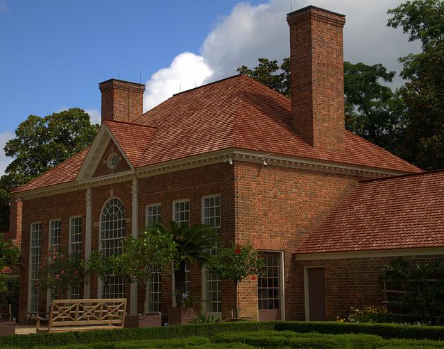 Greenhouse at Mount Vernon