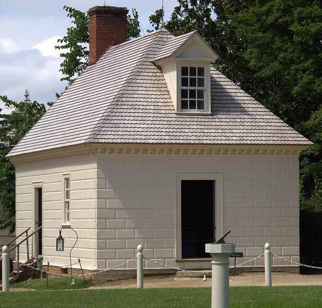Clerk's Office at Mount Vernon