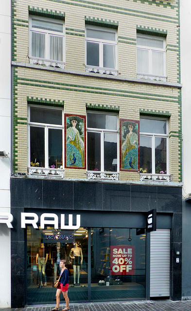 Ostend - Jeans shop