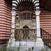 Priests' door to the church