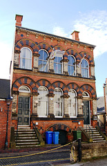 Former Parochial Offices, Posterngate, Kingston upon Hull