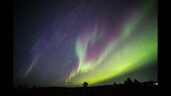 Aurora boréalis