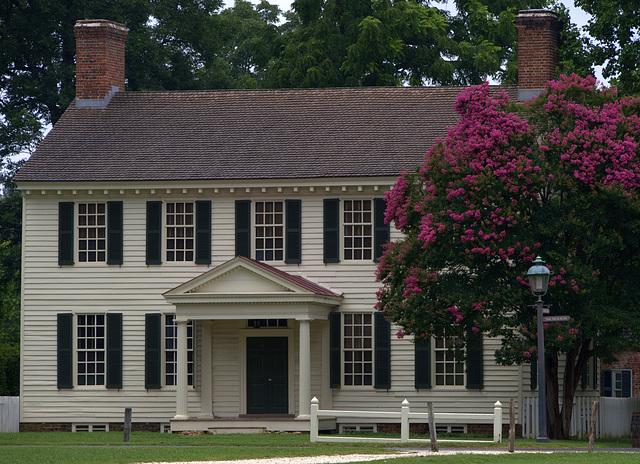 Home at Colonial Williamsburg