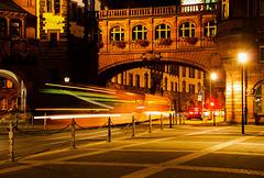 Frankfurt - Seufzerbrücke