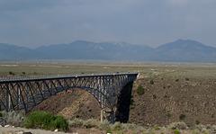 Rio Grande Gorge Bridge (# 1012)