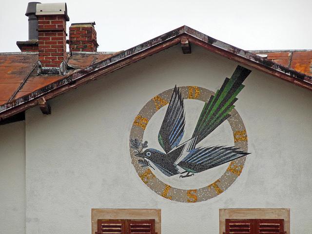 Fassadengestaltung, Bad Elster