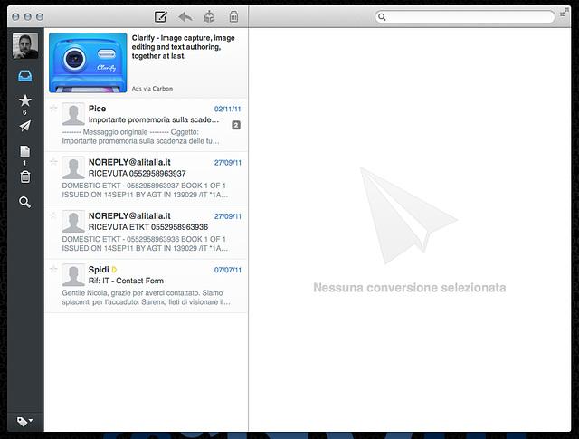 Sparrow App review  - 027